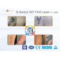 Buy cheap 500W Power Q Switched ND YAG Laser Tattoo Machine Customized Color With Cooling from wholesalers