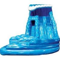 Buy cheap OEM / ODM 0.45mm - 0.90mm PVC Tarpaulin Inflatable Water Park Equipment For Kids from wholesalers