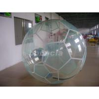 Wholesale Inflatable Soccer Water Walking Ball , Water Walking Ball  Used In Lake Or Pool from china suppliers