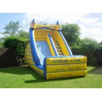 Buy cheap inflatable slide inflatable playing field from wholesalers