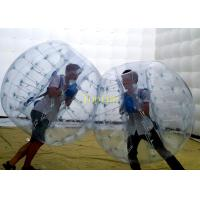 China Durable Waterproof Inflatable Hamster Ball For Humans , 1.5m Dia on sale