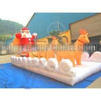 Wholesale Christmas inflatable shape ,Santa claus from china suppliers