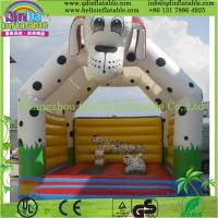 Quality Cheer Amusement Children Ocean Themed Indoor Playground Inflatable Slide and Bouncer for sale