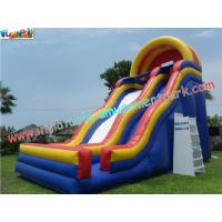 Wholesale Professional Giant slide with durable PVC tarpaulin Commercial Inflatable Slide for Child from china suppliers