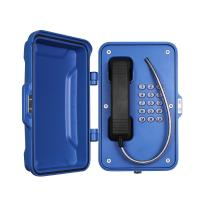 Wholesale Anti Vandal IP67 Industrial Analog Telephone , Watertight Rugged Analog Phone  from china suppliers