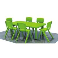 Wholesale Kindergarten table and chairs from china suppliers