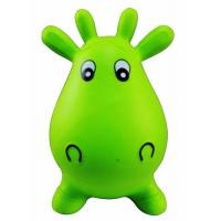 Wholesale Kids Animal Space Hopper Inflatable Cow Ride On Bouncy Play Toys Xmas Gift from china suppliers