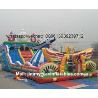 Buy cheap Best Price Large Outdoor Commercial Inflatable Playground Bouncer For Kids Sale from wholesalers