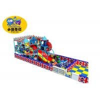 Buy cheap Customized Theme Kids Soft Play Area For Restaurant Environmental Protection from wholesalers
