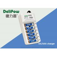 Wholesale Environmental Nimh 9v Rechargeable Battery And Charger 6 Slots from china suppliers