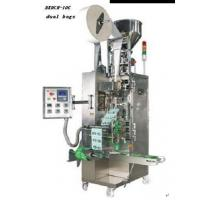 Wholesale Multi - Function Auto Inner / Outer Tea Bag Packing Machine With Four Sides Sealing from china suppliers