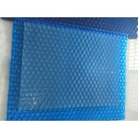 Wholesale 400 Micron Outdoor Anti-UV Heat Preservation PE Bubble Swimming Pool Solar Cover from china suppliers