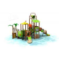 Wholesale Ocean Paradise Large Swimming Pool Slides Great Safety For Indoor And Outdoor from china suppliers