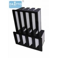 Wholesale Gas Turbine Combustion High Flow Panel Filter Max Temperature 80℃ Rated from china suppliers