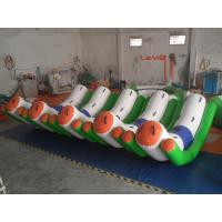 Wholesale Airtight Inflatable Water Games For Water Park / Fun Inflatable Seesaw from china suppliers