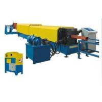 Wholesale Industrial Downspout Roll Forming Machine With Hydraulic Pipe Bending Machine from china suppliers