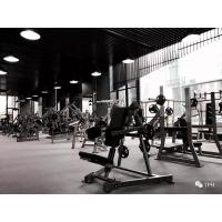 China Resilience Rubber Gym Tiles Shoock Proofing Noise Absorbtin 200x100x(20-60)Mm on sale