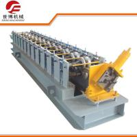 Wholesale Small Size Metal Stud And Track Roll Forming Machine For Omega Channel Making from china suppliers
