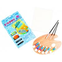 Wholesale Small Art Painting Set Oil Painting Kits For Adults High End Stretched Canvas Attached from china suppliers