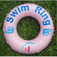 China PVC inflatable swim ring for kids,inflatable baby swiming ring float on sale