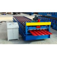 Wholesale 300H Steel Roofing Corrugated Sheet Roll Forming Machine Automatic Control System from china suppliers