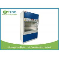 China Ducted Fume Cupboard For Chemical Exhaust Extraction / School and Research Institute on sale