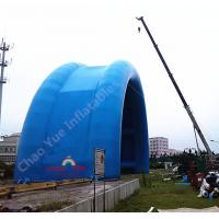 Buy cheap Huge PVC Tarpaulin Inflatable Party Tent for outdoor event from wholesalers