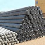 Wholesale Cement Prestressed Concrete Poles High Precision Concrete Electric Pole Mould from china suppliers
