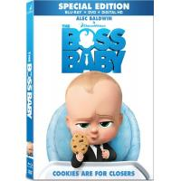 China Kids DVD TV Series Box Sets Movie Dvd Box Set The Boss Baby 2017 on sale