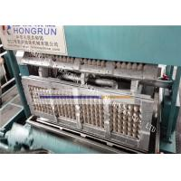 Wholesale Easy Operate Egg Carton Maker , Egg Carton Box Making Machine 35m*15m*6m from china suppliers