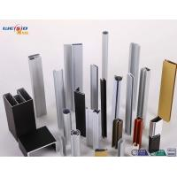 Wholesale Custom Alloy 6063 T 5 Aluminium Door Profiles With Powder Coating from china suppliers