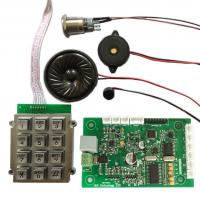 Wholesale Hands free Industrial Analog Telephone Circuit Board with Keypad from china suppliers