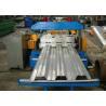 Wholesale Galvanized Steel Floor Deck Roll Forming Machine , Floor Tile Roll Forming Machine from china suppliers