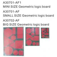 Wholesale Educational Toy, 3 Size Geometric Logic Board Set (A30701-AF1) from china suppliers