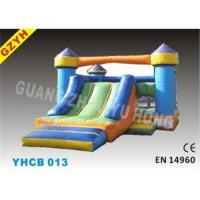 Quality 3 in 1 Kids Inflatable Combo Bouncers Slide YHCB-013 with CE / UL Blower for sale