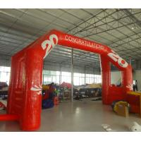 Wholesale 2014 hot sell inflatable advertising archway for outdoor advertisement from china suppliers