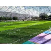 China 50 MM Thinck Artificial Grass Underlay For Golf Field Rubber Carpet on sale