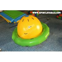 Wholesale Inflatable Water Spinner,inflatable Saturn game for Aqua Park from china suppliers