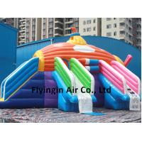 Wholesale Giant Submarine Theme Inflatable Water Slide with Blower for Sale from china suppliers