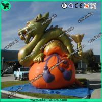 Wholesale Giant Inflatable Dragon, Lying In The Dragon,Fierce Dragon Inflatable from china suppliers