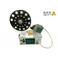 Wholesale Fixing Type Automatic Nylon Cable Tie Machine 8KG Tensile Force With Fixed Gun from china suppliers