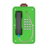 Buy cheap Tunnel Weatherproof Analog Phone Moisture Resistant With Flashing Beacon from wholesalers