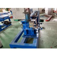 Buy cheap Drywall Corner Bead Wall Angle Steel Stud Roll Forming Machine L Section For from wholesalers