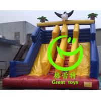 Wholesale Best selling   inflatable eagle  slide  with 24months warranty GT-SAR-1656 from china suppliers