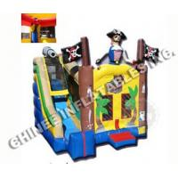 Wholesale Inflatable pirate castles from china suppliers