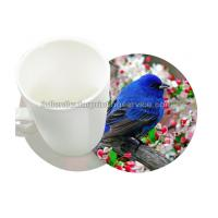 Wholesale Durable 0.6mm PET/PP 3D Lenticular Coasters UV Offset CMYK Printing from china suppliers