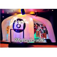 Wholesale Inflatable Party Photo Booth, Inflatable Led Advertising Photo Booth from china suppliers