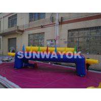 China Vinyl Airtight Inflatable Sports GameS/Inflatable Games For Adults on sale