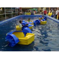 Wholesale SEPPA Inflatable Water Toys Children Hand Power Paddle Boat from china suppliers