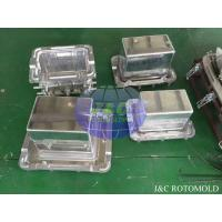 Wholesale Aluminum Rotational Molds With Mirror Surface Treatment , Ice Boxes Roto Moulder from china suppliers